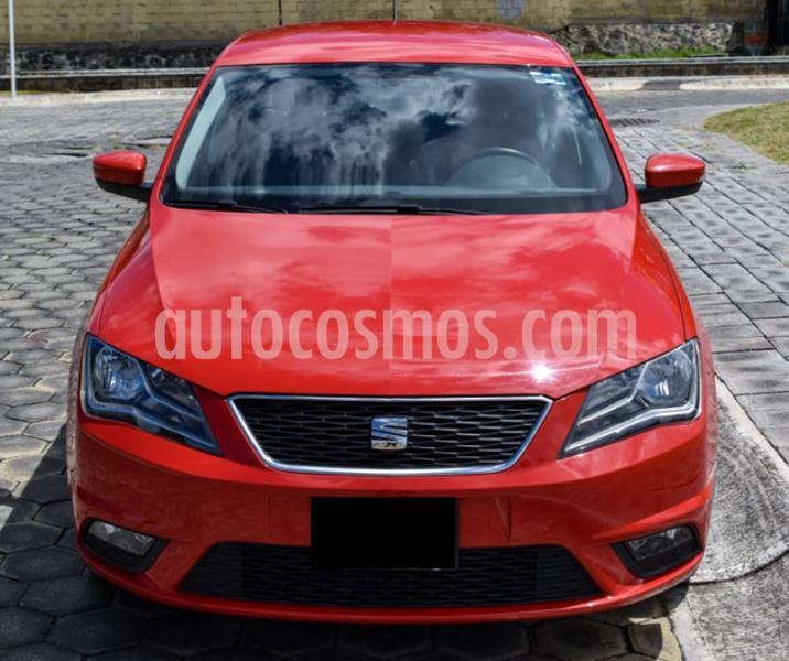 SEAT Toledo Style 1.0L usado (2017) color Rojo Autentico precio $205,000