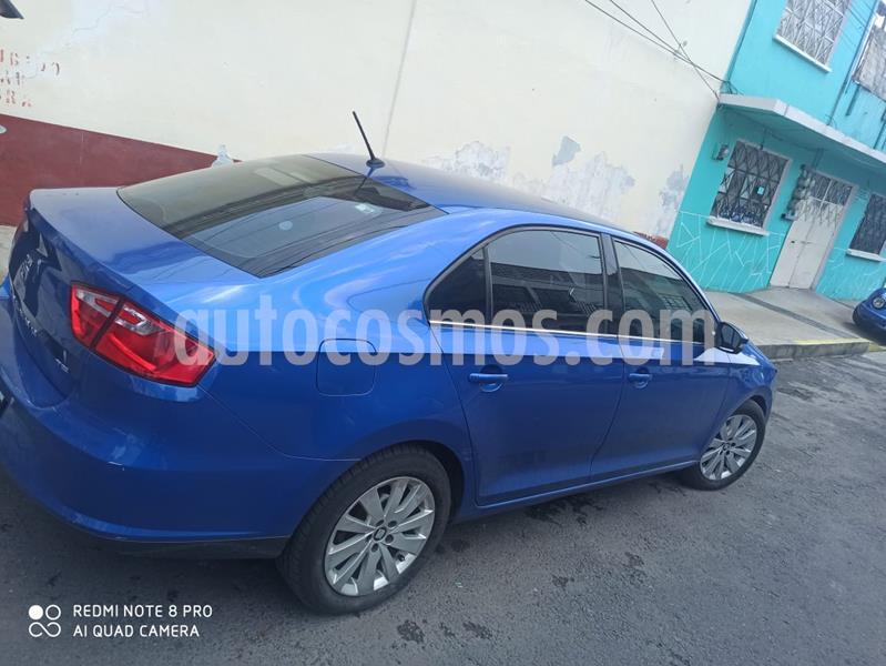 SEAT Toledo Style DSG usado (2017) color Azul Oscuro precio $150,000