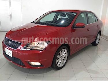 SEAT Toledo 4p Style L4/1.4/T Aut usado (2018) color Rojo precio $219,995