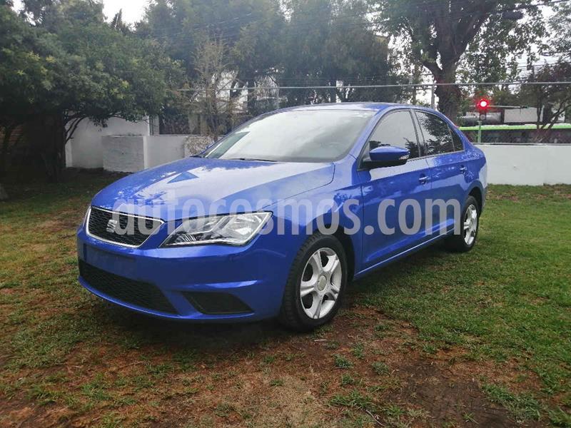 SEAT Toledo Reference usado (2019) color Azul precio $199,800