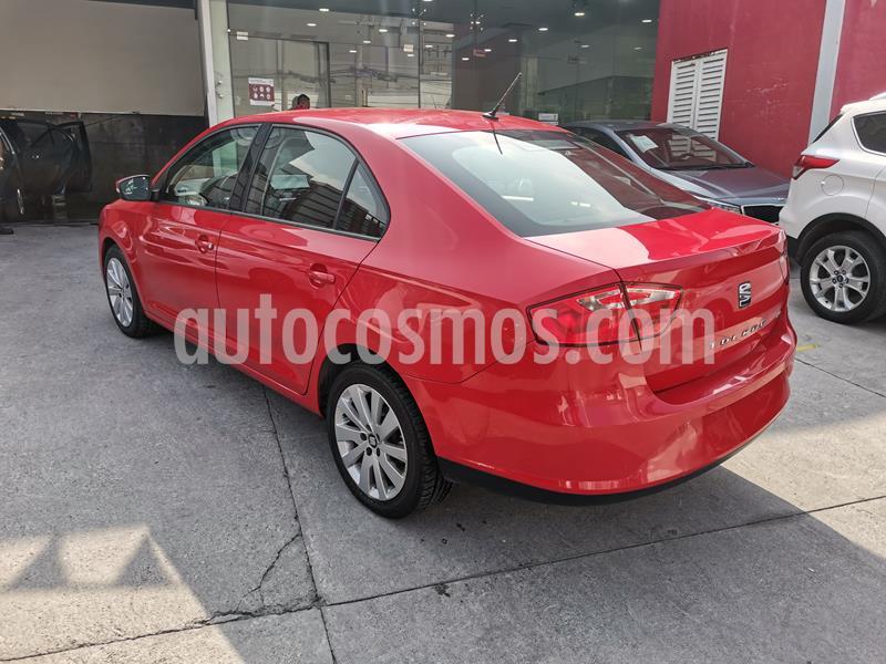SEAT Toledo Style usado (2016) color Rojo precio $175,000