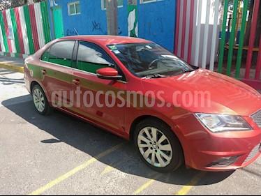 SEAT Toledo Style usado (2017) color Rojo precio $178,000