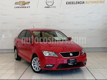 SEAT Toledo 4P STYLE L4/1.2/T MAN usado (2016) color Rojo precio $184,000