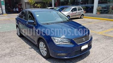 SEAT Toledo 4P STYLE 1.2T 110 HP TM6 CD RA-16 usado (2016) color Azul precio $189,000