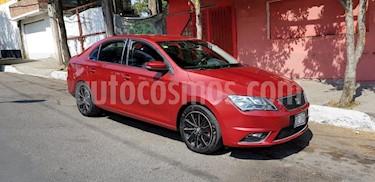 SEAT Toledo Style usado (2016) color Rojo Burdeos precio $175,000