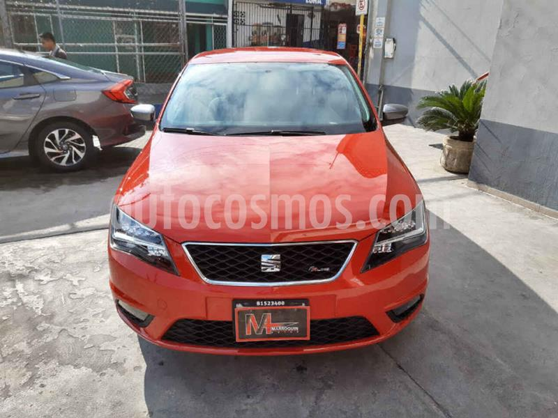 foto SEAT Toledo FR Line usado (2017) color Rojo precio $219,000