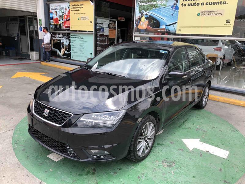 SEAT Toledo Xcellence DSG usado (2019) color Negro precio $269,990