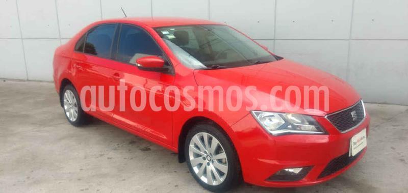 SEAT Toledo Style DSG usado (2016) color Rojo precio $175,000