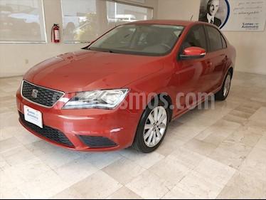 SEAT Toledo Reference usado (2018) color Rojo precio $193,000