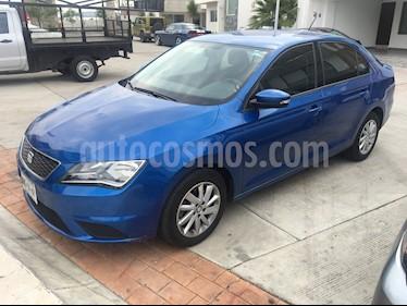 SEAT Toledo Reference Tiptronic usado (2017) color Azul Oceano precio $169,000