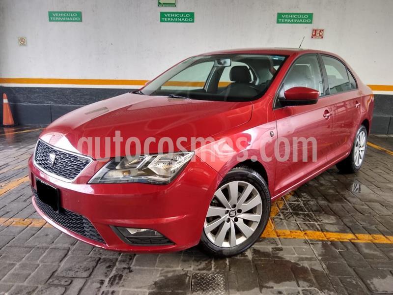 SEAT Toledo Style usado (2015) color Rojo Autentico precio $160,000