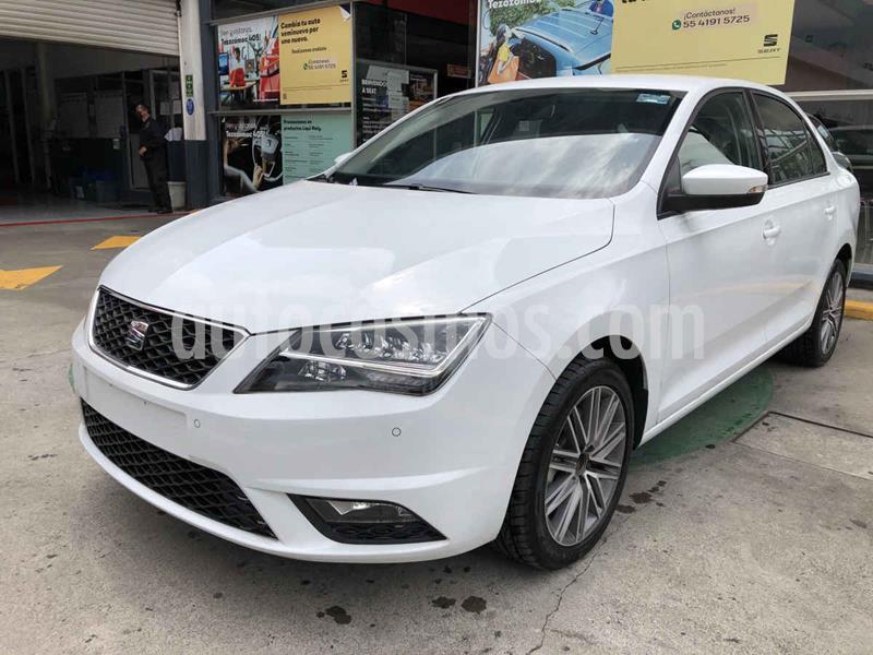 SEAT Toledo Xcellence DSG usado (2018) color Blanco precio $254,990