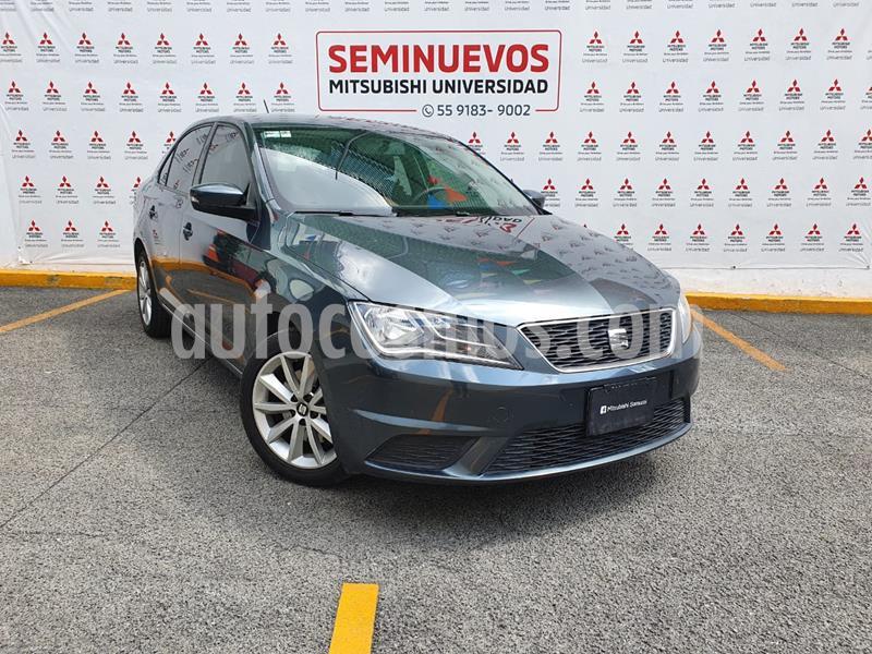 SEAT Toledo Reference usado (2017) color Gris Platino precio $175,000