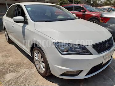 SEAT Toledo Style DSG usado (2019) color Blanco precio $276,000