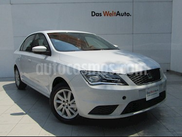SEAT Toledo Reference Tiptronic usado (2018) color Blanco Nevada precio $199,000