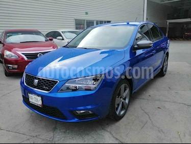 SEAT Toledo FR Line usado (2018) color Azul precio $259,000