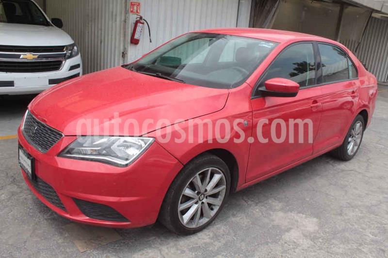 SEAT Toledo Reference usado (2015) color Rojo precio $159,000