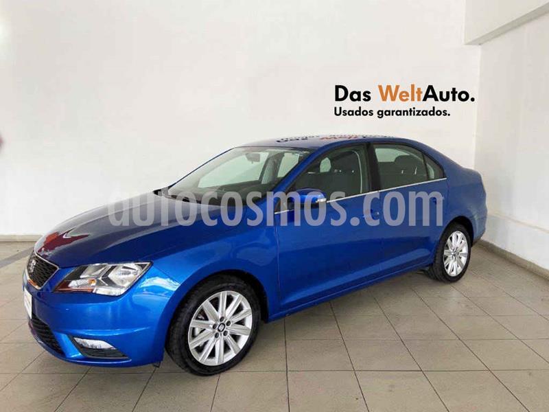 SEAT Toledo Style DSG usado (2019) color Azul precio $270,507