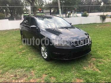 SEAT Toledo 4p Reference L4/1.6 Man usado (2017) color Negro precio $171,510