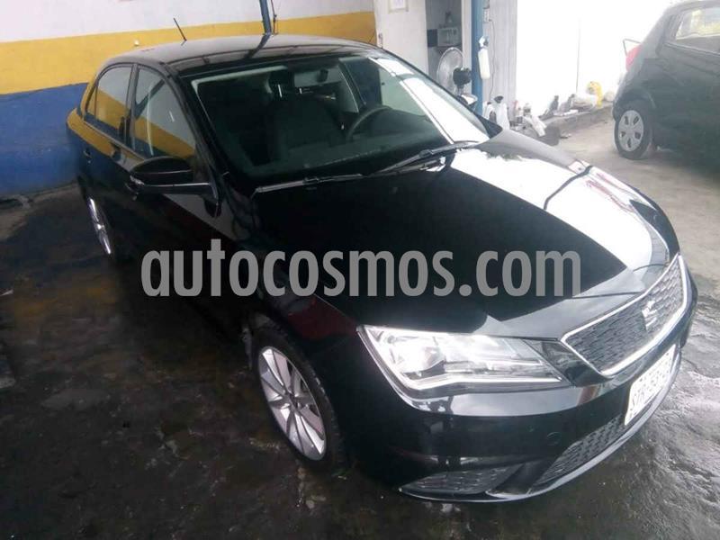 SEAT Toledo Reference usado (2016) color Negro precio $144,000