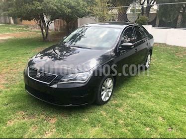 SEAT Toledo 4p Reference L4/1.6 Man usado (2017) color Negro precio $171,500