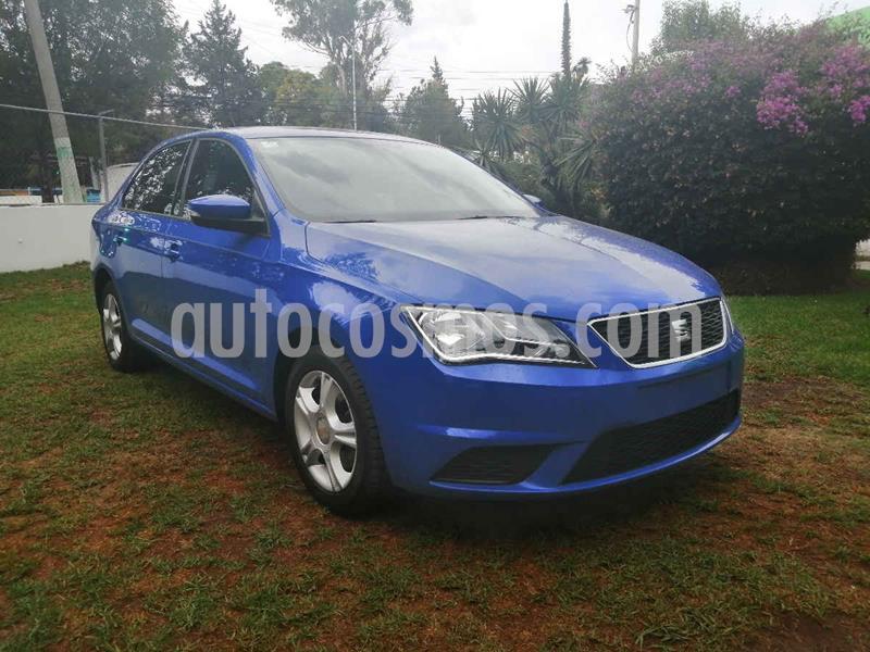 SEAT Toledo Reference usado (2019) color Azul precio $207,001