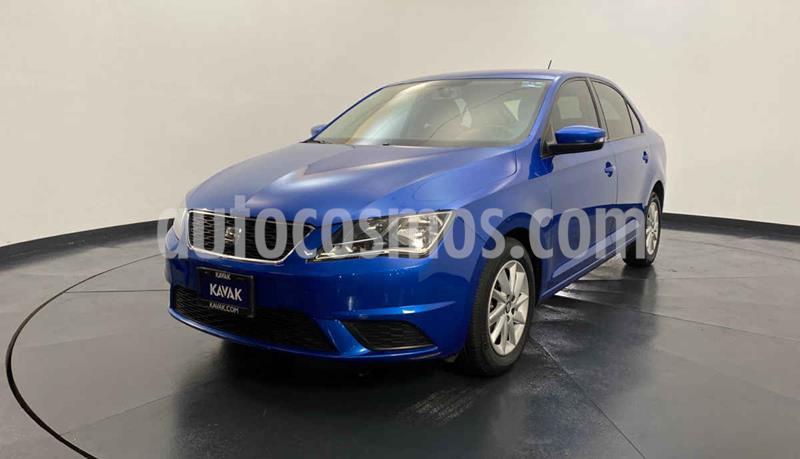 SEAT Toledo Reference Tiptronic usado (2017) color Azul precio $197,999