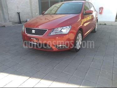 Foto SEAT Toledo Style usado (2015) color Rojo precio $175,000