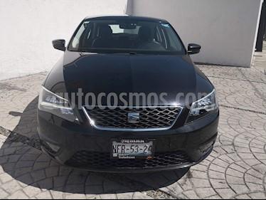 SEAT Toledo Xcellence DSG usado (2018) color Negro Magico precio $276,000