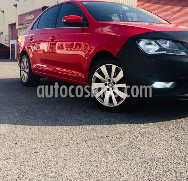 SEAT Toledo Style usado (2017) color Rojo precio $205,000