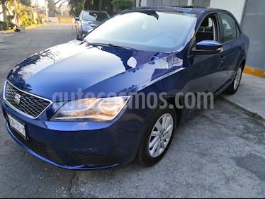 SEAT Toledo Reference usado (2016) color Azul Mediterraneo precio $146,500