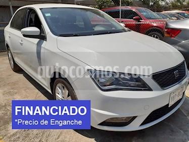 SEAT Toledo Style DSG usado (2019) color Blanco precio $65,000