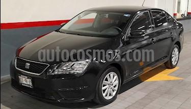 SEAT Toledo Reference usado (2017) color Negro precio $179,900