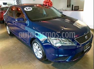 Foto venta Auto usado SEAT Toledo Reference Tiptronic R15 (2018) color Azul Oscuro precio $219,000