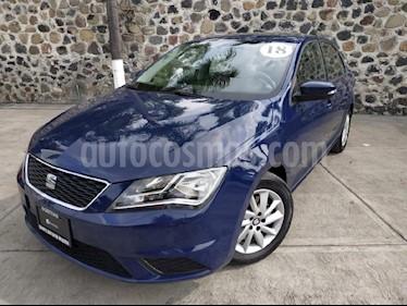 Foto venta Auto Seminuevo SEAT Toledo Reference Tiptronic R16 (2018) color Azul precio $220,000