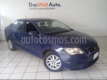 Foto venta Auto Seminuevo SEAT Toledo Reference Tiptronic (2018) color Azul Oscuro precio $219,900