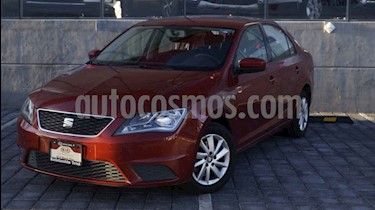 Foto SEAT Toledo Reference Tiptronic usado (2015) color Rojo precio $170,000