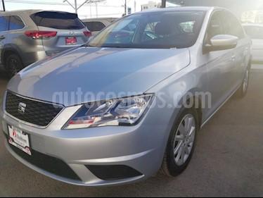 Foto venta Auto usado SEAT Toledo Reference Tiptronic (2017) color Plata precio $165,000