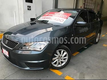 Foto venta Auto usado SEAT Toledo Reference Tiptronic (2015) color Azul Mediterraneo precio $163,000