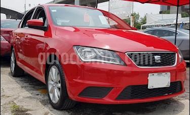 Foto venta Auto usado SEAT Toledo Reference (2015) color Rojo Autentico precio $149,500