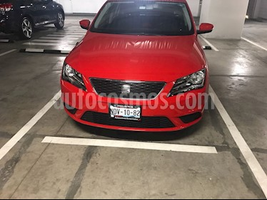 Foto SEAT Toledo Reference usado (2017) color Rojo Autentico precio $175,000