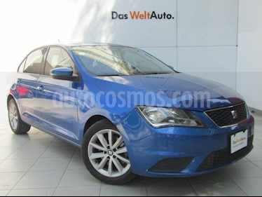 Foto venta Auto usado SEAT Toledo Reference (2016) color Azul Oceano precio $159,000
