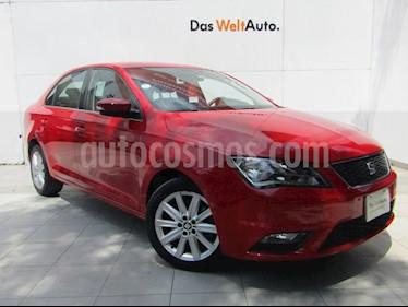 Foto venta Auto usado SEAT Toledo Style DSG 1.4L (2018) color Rojo Burdeos precio $253,000