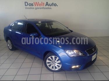 Foto venta Auto usado SEAT Toledo Style DSG 1.4L (2016) color Azul Oceano precio $204,900
