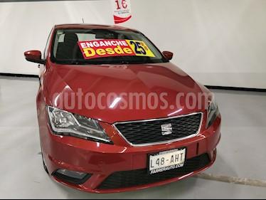 Foto venta Auto usado SEAT Toledo Style DSG 1.4L (2016) color Rojo Autentico precio $180,000