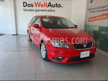 Foto venta Auto usado SEAT Toledo Style DSG 1.4L (2013) color Rojo Autentico precio $169,900
