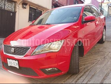 SEAT Toledo Style DSG 1.4L usado (2013) color Rojo precio $140,000