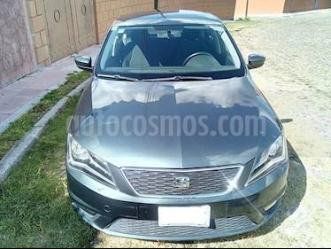 Foto venta Auto usado SEAT Toledo Style DSG 1.4L (2016) color Gris Platino precio $184,500