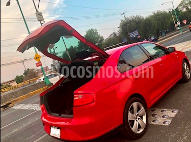 SEAT Toledo Style DSG Plus usado (2013) color Rojo Autentico precio $128,000