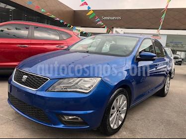 Foto venta Auto usado SEAT Toledo Style DSG (2016) color Azul precio $184,900